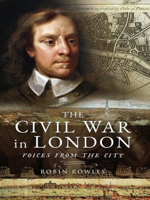 cover image of The Civil War in London